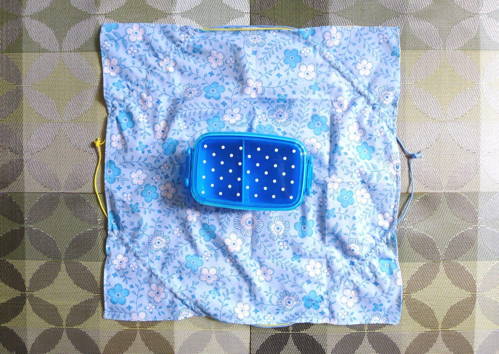 作り方 巾着 袋
