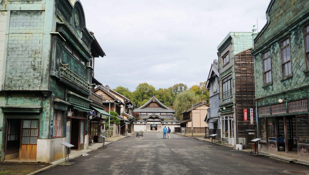 園 て 江戸 もの アクセス 東京 た