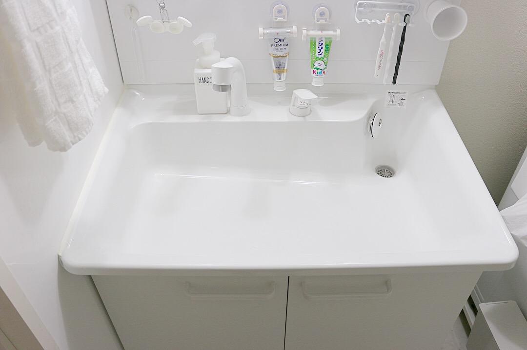 洗面 所 掃除