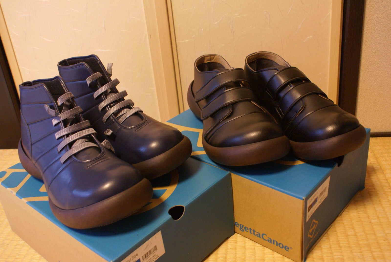 54314ead91134 夫婦で買い!大阪ブランド「リゲッタカヌー」靴の福袋。事前予約も ...