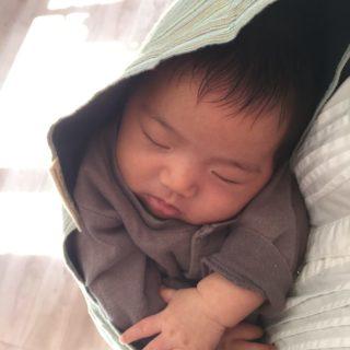 新生児育児の神アイテム!akoakoスリング