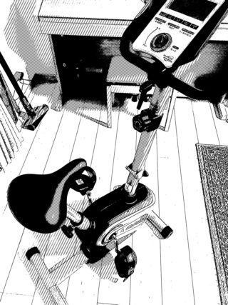 マグネティックバイクで体力作りとダイエットに挑戦!