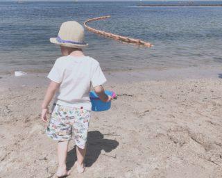 潮干狩りを二色の浜海水浴場で!簡単塩抜きと意外なオススメアイテムも