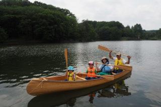 【埼玉】メッツァビレッジでカヌー体験!宮沢湖を水面散歩