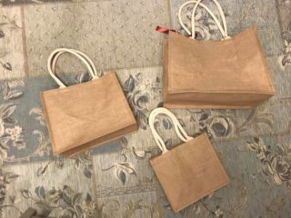 無印良品ジュートバッグ、使えるってホント?全種類買ってみた