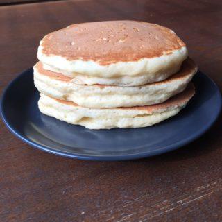 もうホットケーキミックスに頼らない!自家製配合で自分好みのホットケーキを作ろう!