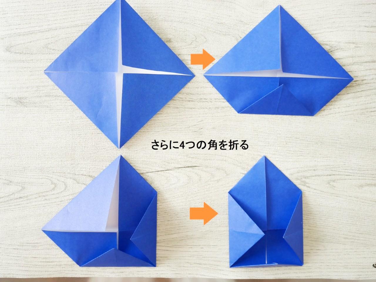折り紙 七夕 簡単 飾り