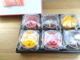 2店舗でしか買えない!かわいすぎるお菓子「TOKYOチューリップローズ」