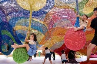 子連れで行ける遊べる美術館!「箱根彫刻の森美術館」