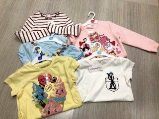 【西松屋】夏服3着444円!? 激レアサイズ110サイズのアンパンマン冬服も発見