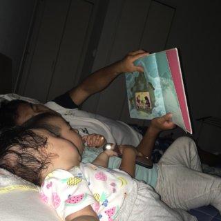 【2歳&0歳】わが家の寝かしつけ、ルーティンを決めたら変わった!