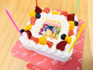 年に一度の記念日!世界に一つの特別なケーキをカンタンオーダーしちゃおう