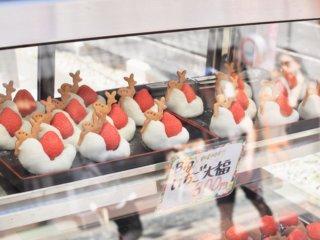 【インスタ映え】奈良を感じるフォトジェニックなスイーツを食べ歩き!