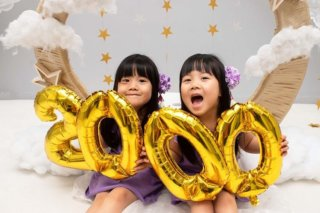 今日は生後何日目?生後2000日は5歳半!生後記念日をお祝いしよう