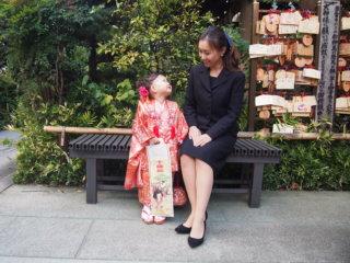 【3歳・長女】初めての七五三レポ。着物・前撮り・当日の服装は…?