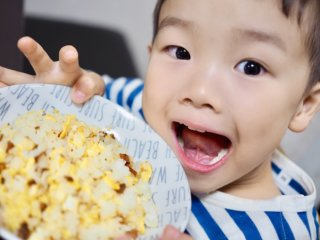 【業務スーパー】コスパ優秀!超簡単調理の「チャーハンの素」に驚き!