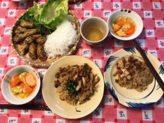 子どもたちの「お代わり!」が止まらない!親子でベトナム料理教室