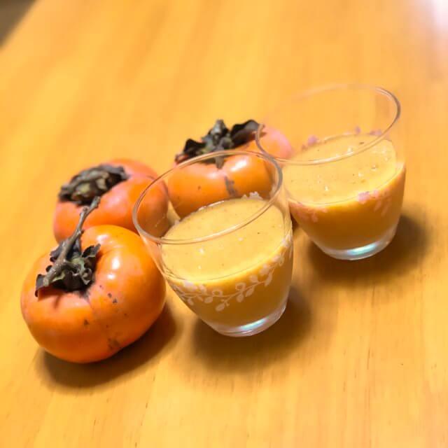 レシピ 柿 熟 した