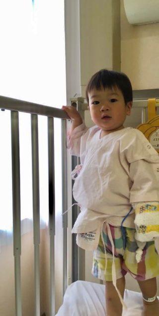 肺炎で次男が緊急入院。夫出張、両親サポートなし。ピンチを救ってくれたのは〇〇な病院