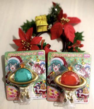 「プリキュアコスモグミケース3」クリスマスカラーでキラやばかわいい