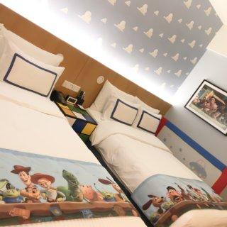 宿泊者特典が凄すぎる!上海ディズニー公式「トイ・ストーリーホテル」