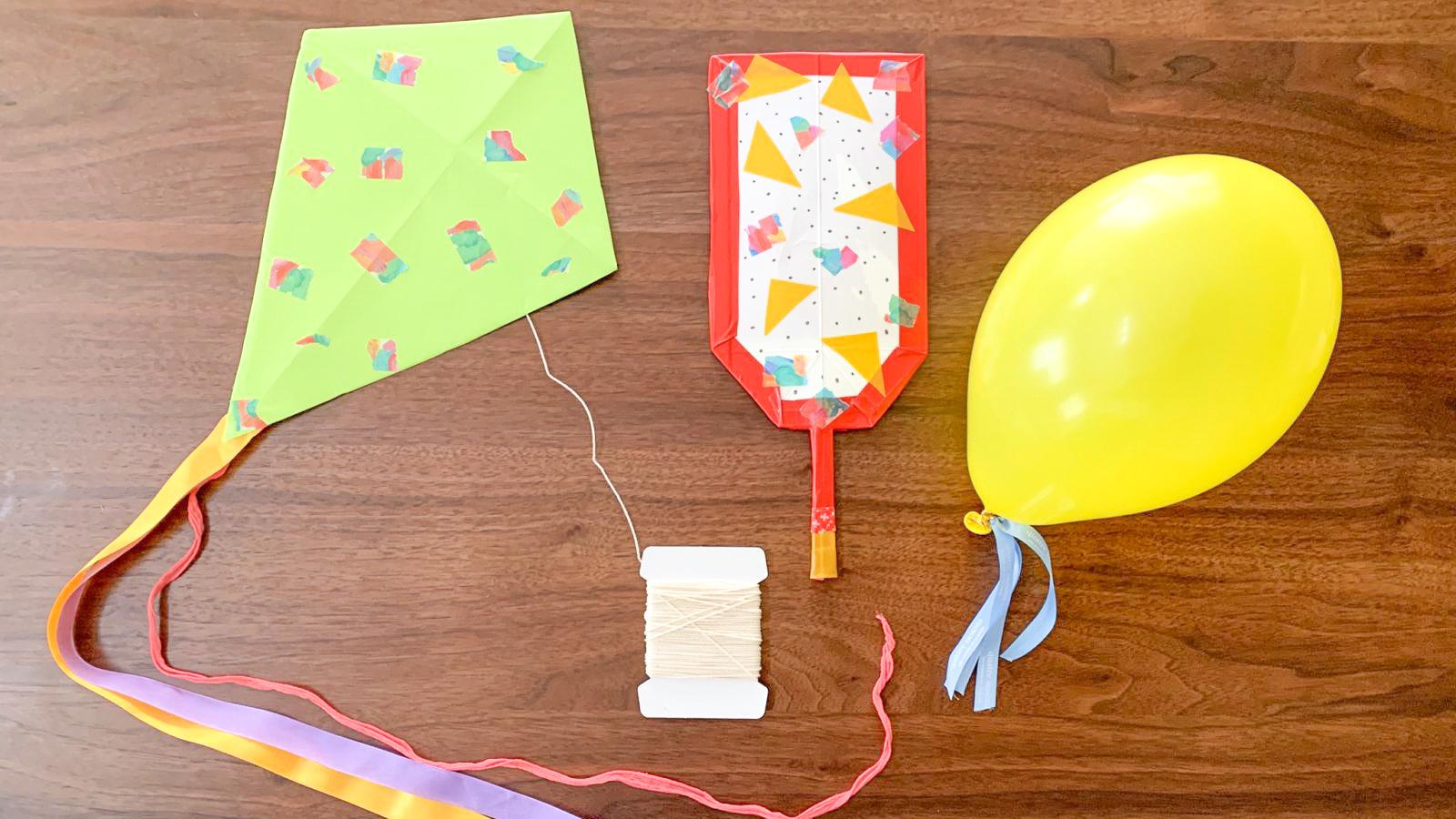 凧 手作り