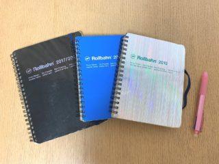 手帳歴20年、シンプル手帳と消せるペンで家族の予定をばっちり管理!