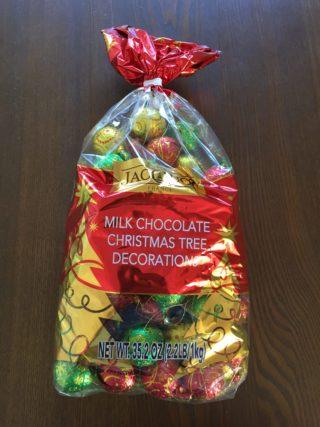 今年のツリーはあま~い香り!コストコの食べられるクリスマスオーナメント