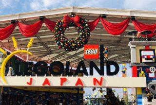 【クリスマス】可愛い冬のLEGOランドで5歳の誕生日をお祝い!