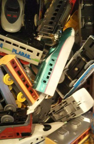 子鉄あるある!?なんでも「電車」の3歳男児はママには理解不能な世界
