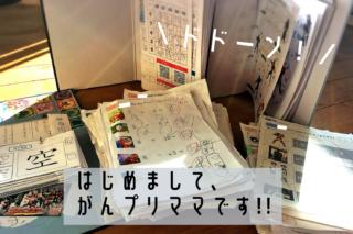 【2期ブロガー】はじめまして、がんプリママです!!