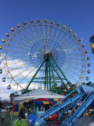 4人家族、1日遊んで2000円ぽっきり!混雑なしの遊園地へ行ってみた