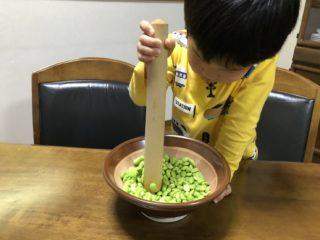 お餅×畑のお肉で栄養満点!ずんだ餅、んめごだ(←美味しい・仙台弁)