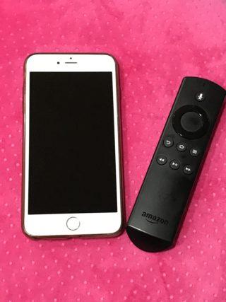 Amazon Fire TV Stickでスマホの画面をTVに写す方法