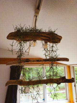 ちょっとおしゃれな流木DIY!インテリアだけでなく実用的な使い方も