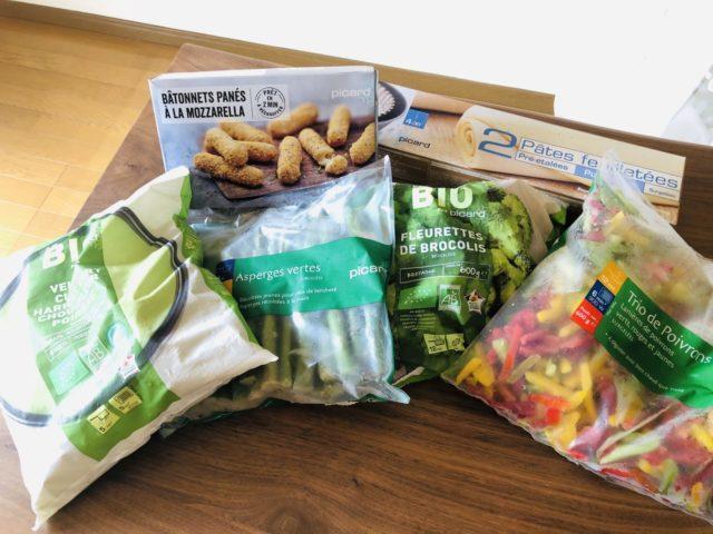 冷凍 食品 ピカール フランスの高級冷凍食品「ピカール」の人気商品を注文してみた!