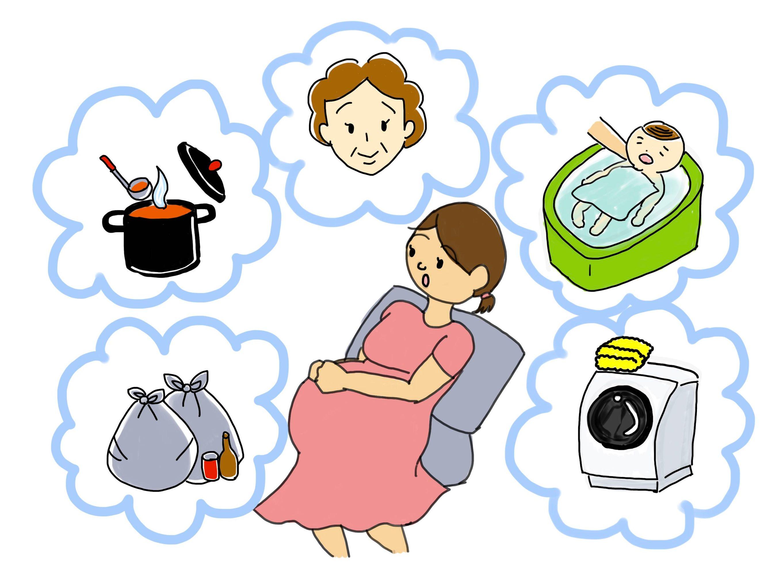【コロナ禍での出産】実家・両親の助けなし、夫婦2人でやってみる!?