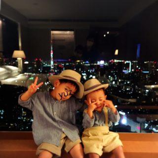 子連れ「リッツカールトン東京」はクラブラウンジ利用が超おすすめ!