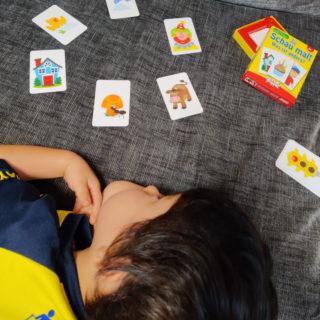 【知育おもちゃ】3歳から遊べるカードゲーム。間違い探しの入口に