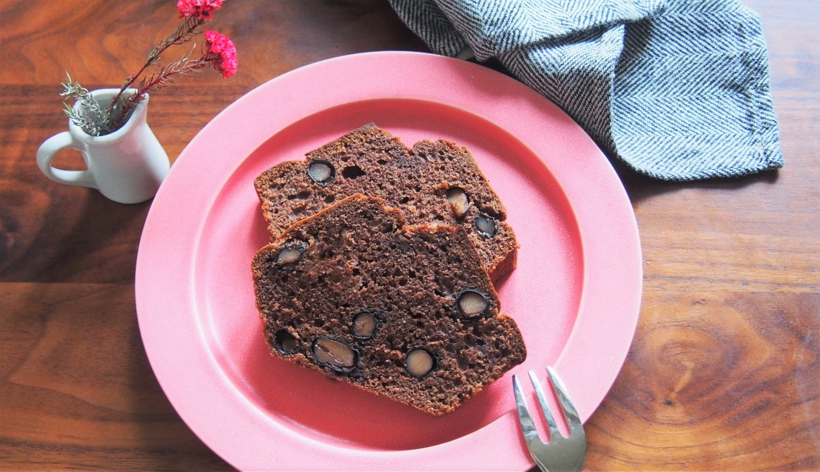 ケーキ チョコ レシピ 人気 パウンド