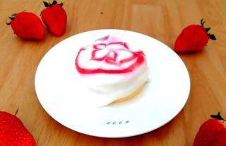 動画映え新商品スイーツ!ファミマ「いちごのパンケーキ」おいしくて楽しい!