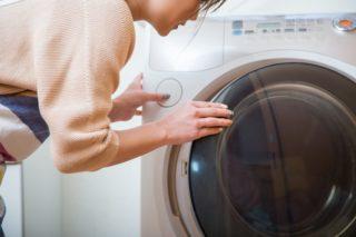洗濯乾燥機が生乾きで終了した時にすべきこと。本体以外が原因の場合も