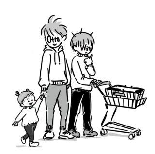 「あ、あったよ!」買い物中に2歳児が指さした先にあったのは…