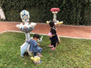 海外駐在1歳&4歳姉妹の平日タイムスケジュール。午後編