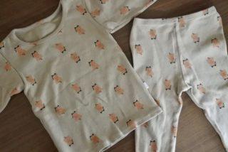 韓国子供服の世界(ブランド紹介編)クマ柄ルームウェアのAOSTA