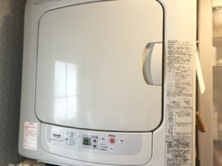 花粉も梅雨も怖くない!快適すぎるガス衣類乾燥機は毎日使ってもガス代〇円