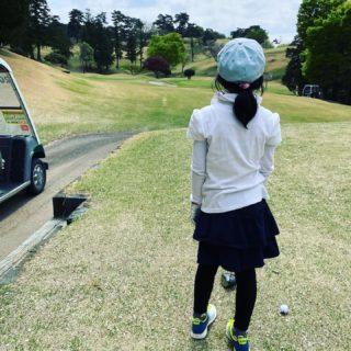 9歳でゴルフコースデビュー!憧れの3世代ゴルフのスコアは!?