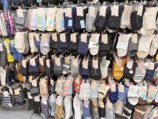 ダイソーの靴下がすごい!種類が豊富で普通に使える♪