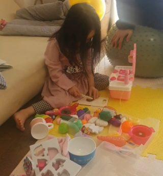 3歳娘×極小おもちゃスペースのお片付けにはこのケースが欠かせない!