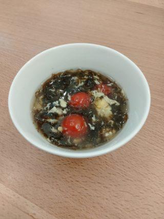 包丁・まな板不要!材料3つで夏を乗り切る簡単スープ
